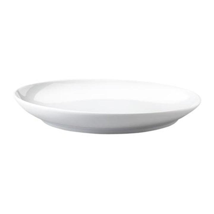 Five Senses - Breakfat Plate, 22cm, white