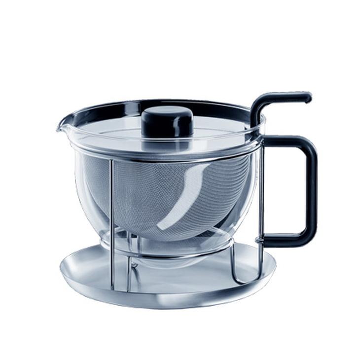 mono classic Teapot, incl. tray