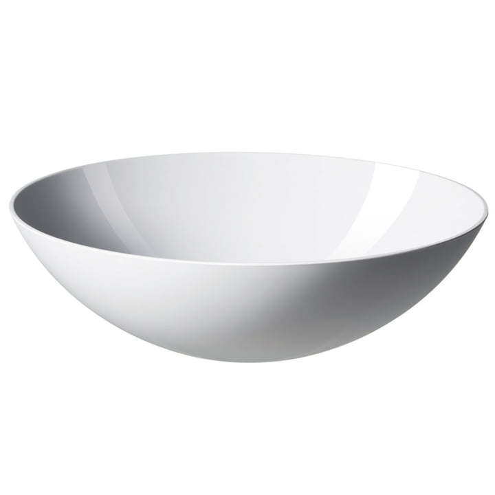 Krenit Salad Bowl, white