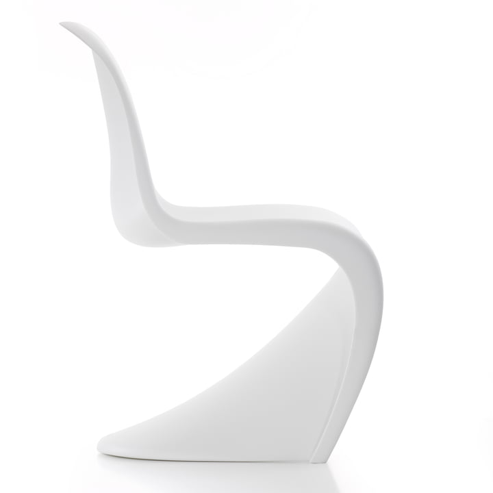 Panton Chair by Vitra in white
