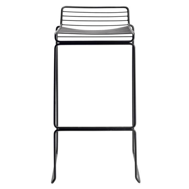 Hee Barstool high from Hay in black