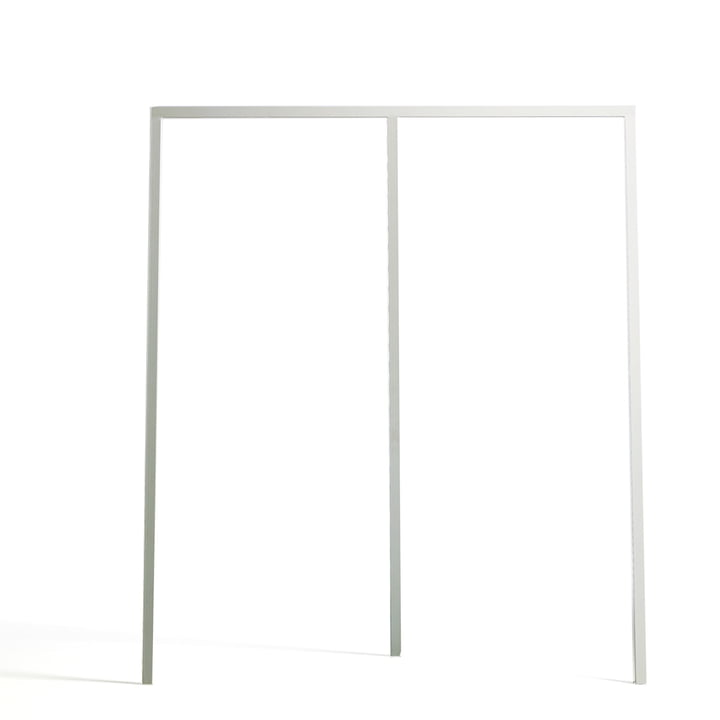 Hay Loop Stand Wardrobe (large), white