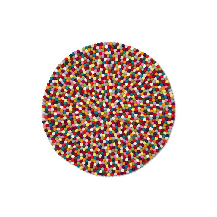 Hay Pinocchio rug multicolour