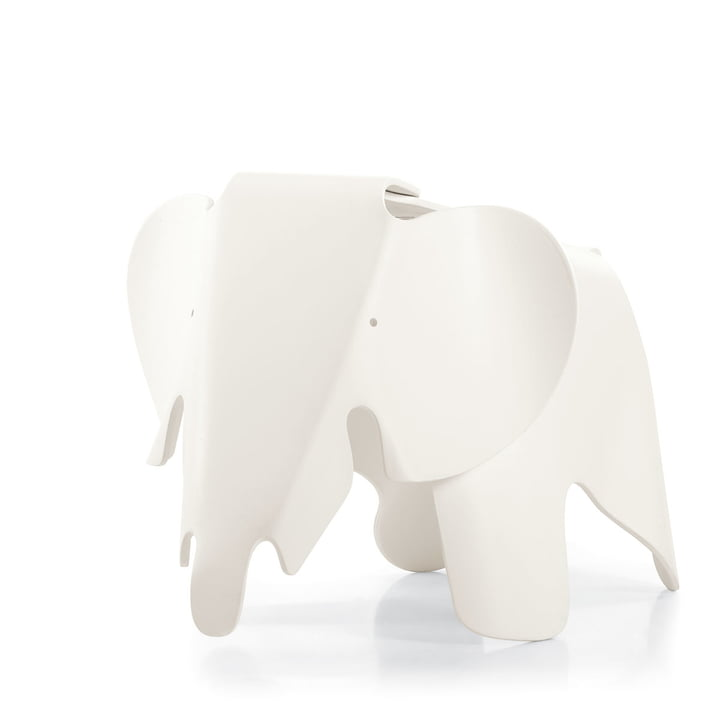 Eames Elephant - white