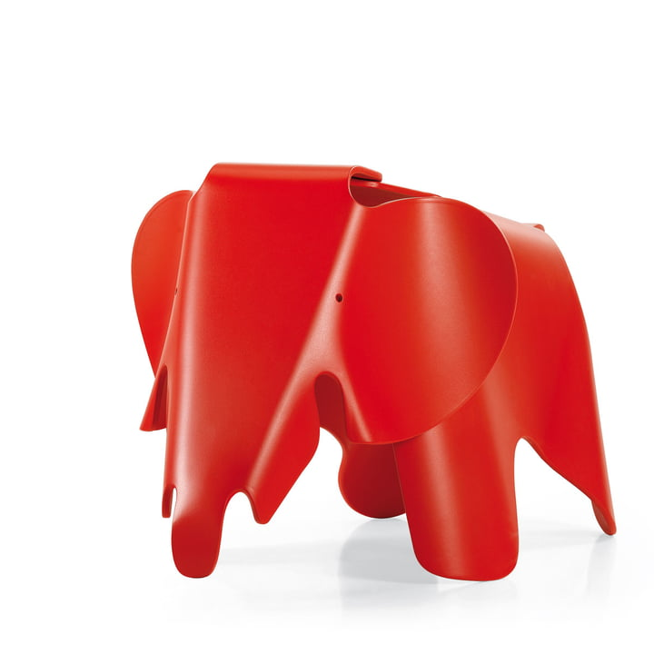 Eames Elephant - classic red