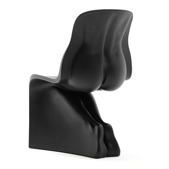 Casamania HER chair, black