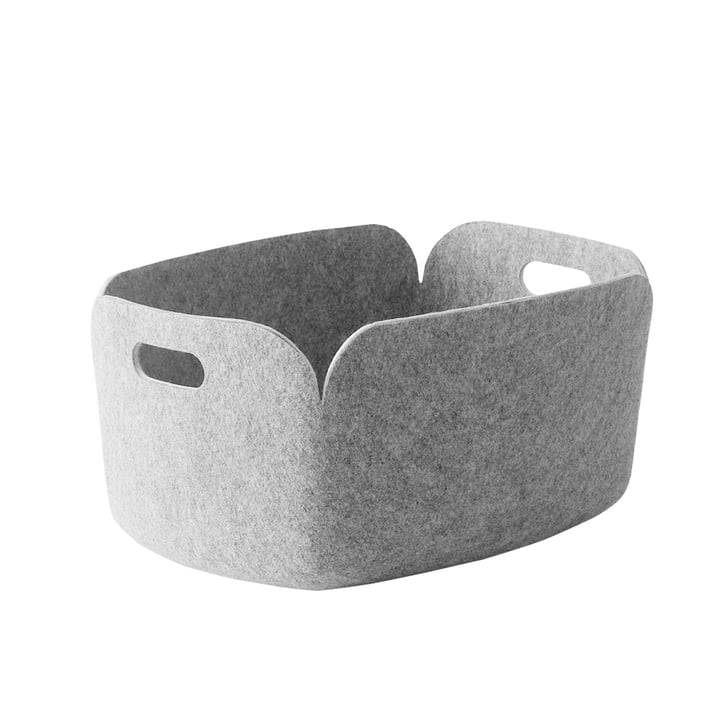 Muuto - Restore basket, light grey