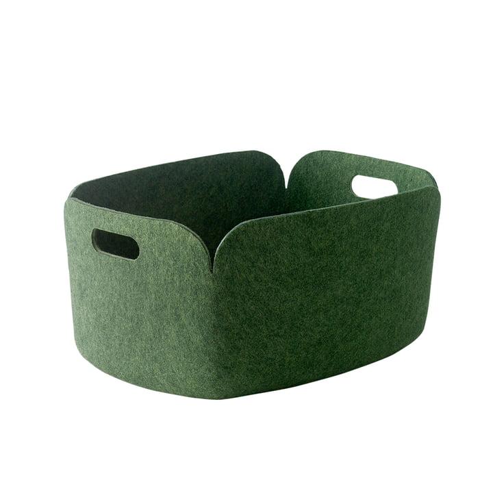 Muuto - Restore basket, green
