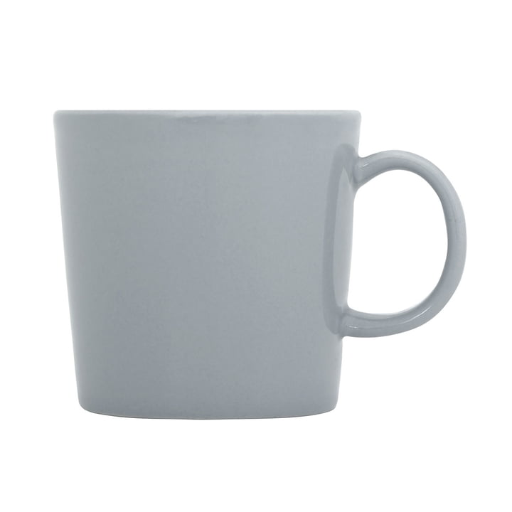 Teema cup with handle 0,2 l from Iittala in pearl grey