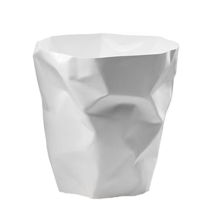 Essey - Bin Bin wastepaper bin in white