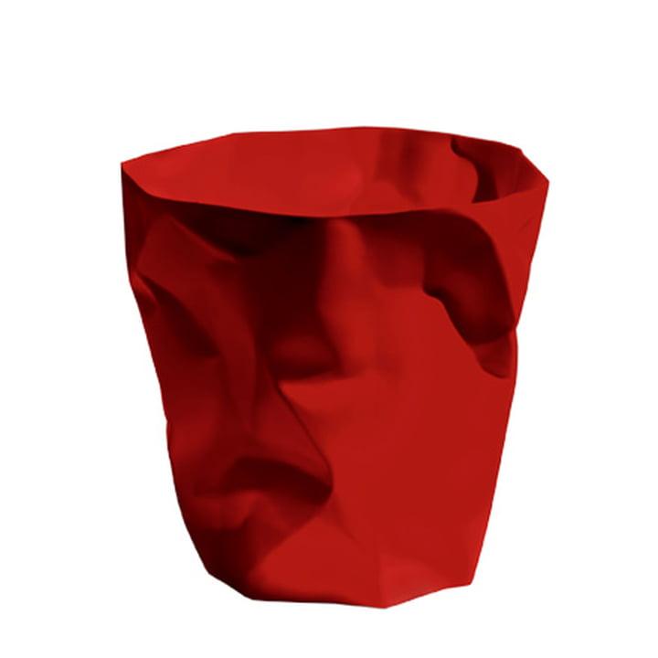 Essey - Bin Bin wastepaper bin in red