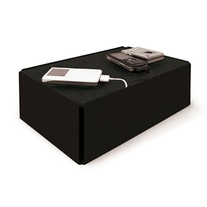 Charge-Box - black / black