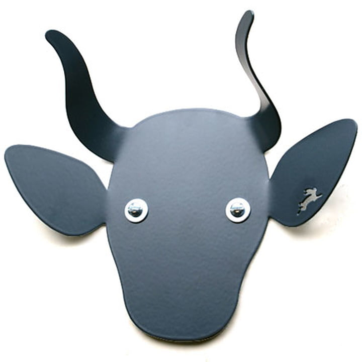 Haseform Anthracite Cow anthracite