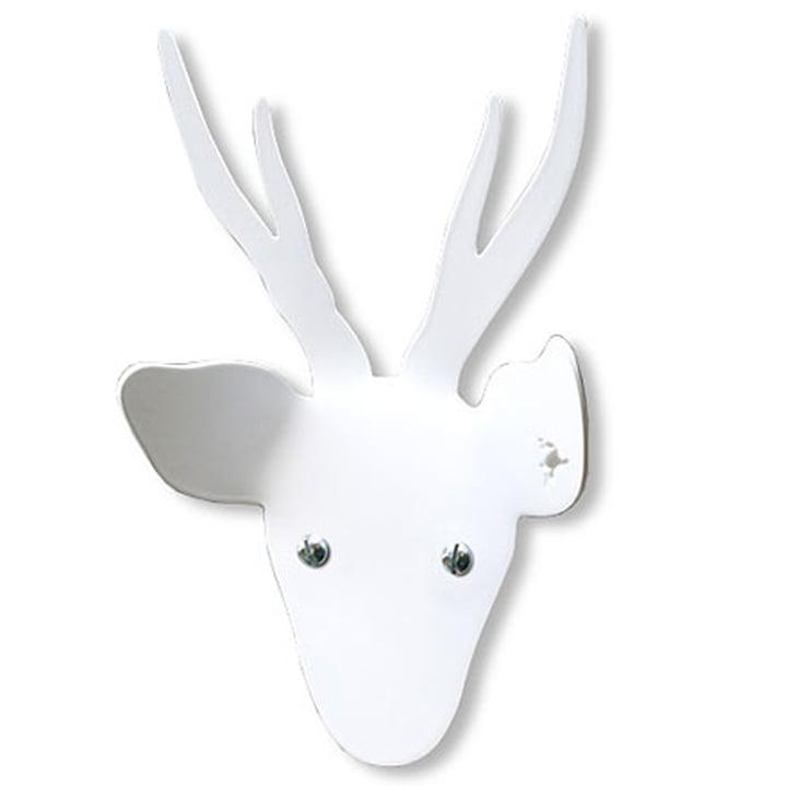 Haseform Animal Wardrobe Deer white