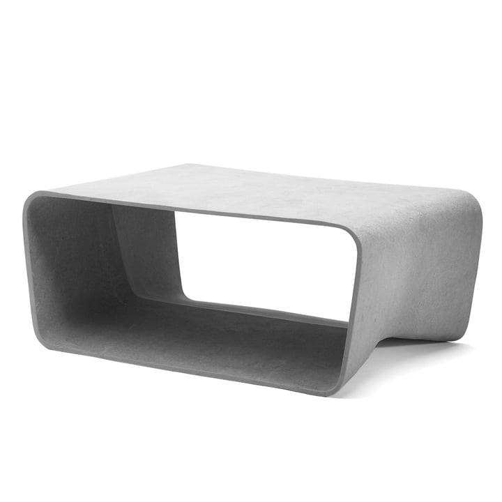 Eternit - Ecal table, grey