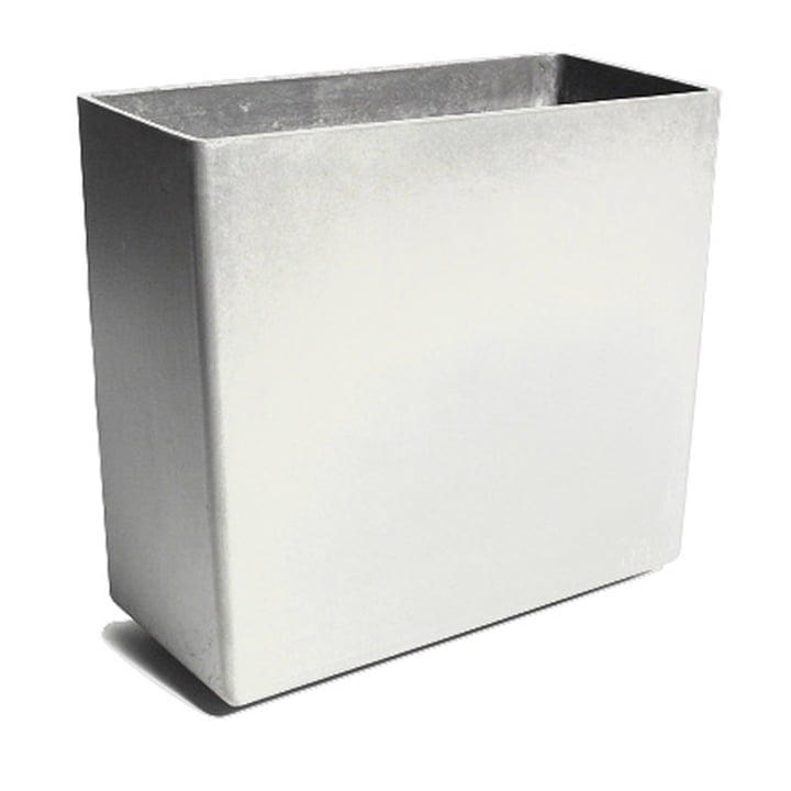 Eternit - Twista planter - 60 x 30 x 60 cm, grey