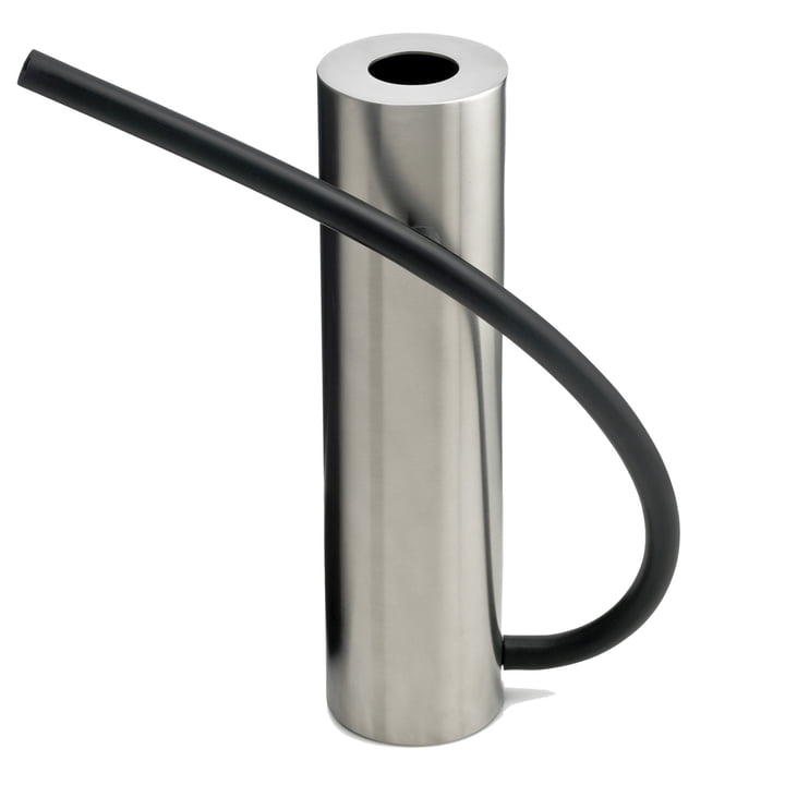 Born in Sweden - Watering Can 1,5l, stainless steel, matte