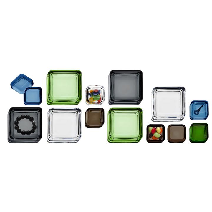 Iittala Vitriini boxes - group