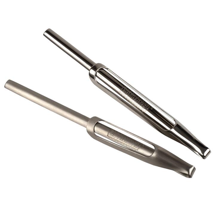 Matte and polished Authentics Pen clip