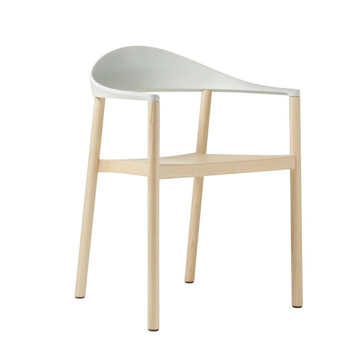Plank - Monza armrest chair