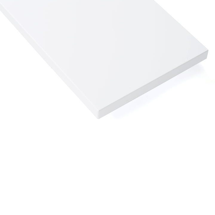 Shelf (pack of 3) by String, lacquered white