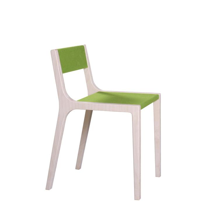Sibis Sepp childrens chair, green