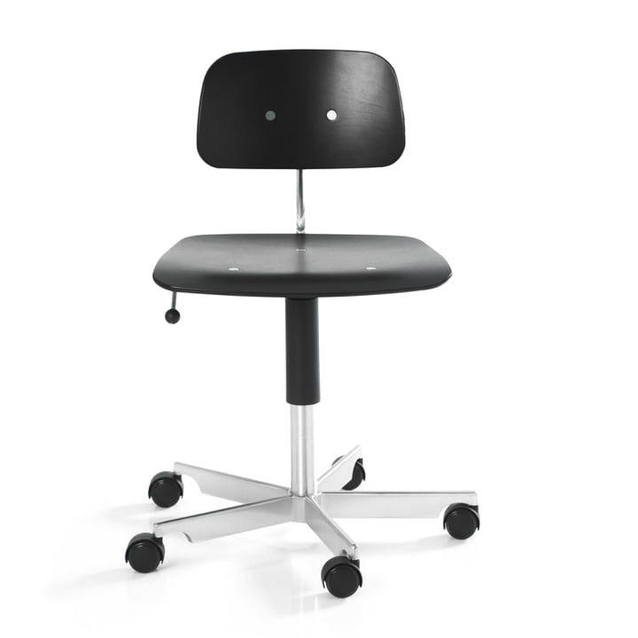 Kevi 2533 office chair, black