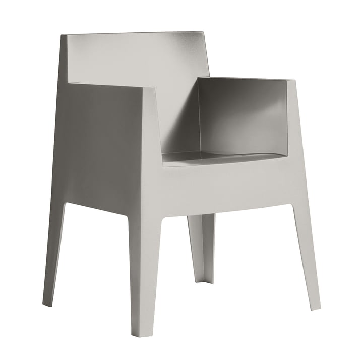 Toy Armchair, grey (G17) from Driade