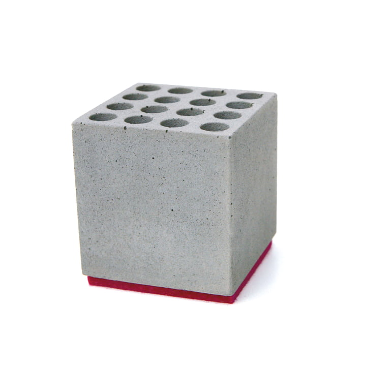Korn Produkte - pen holder Block