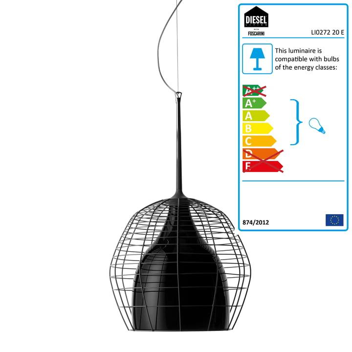 Diesel Living - Cage Pendant Light