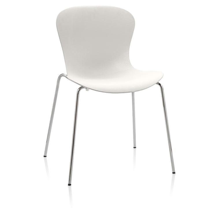 Fritz Hansen - Nap Chair, milk white