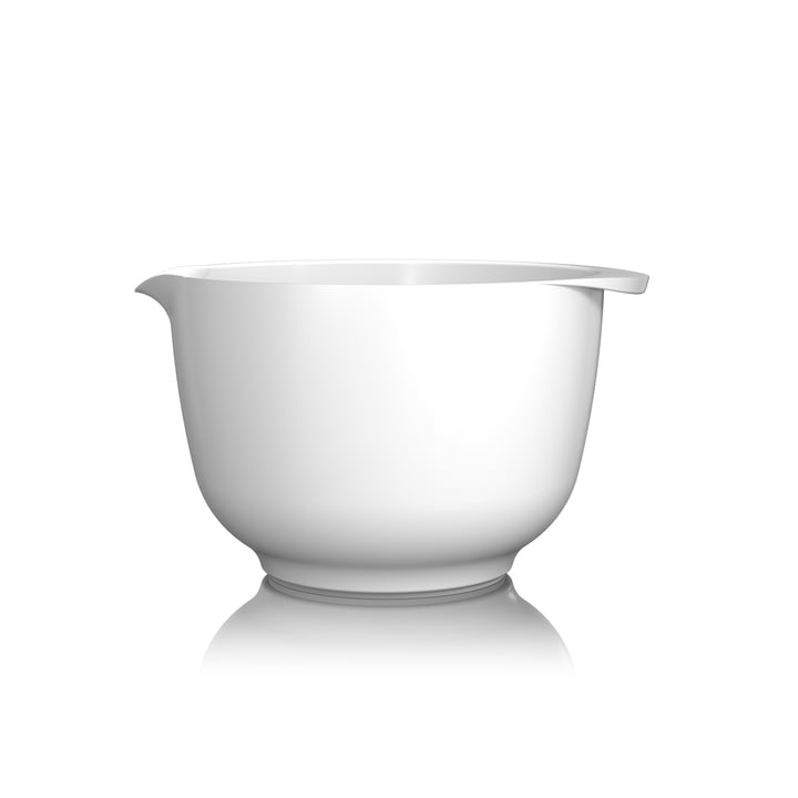 Mixing bowl Margrethe , 2,0 l of Rosti in white