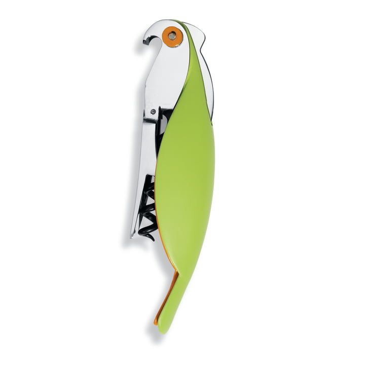 Alessi Parrot, green