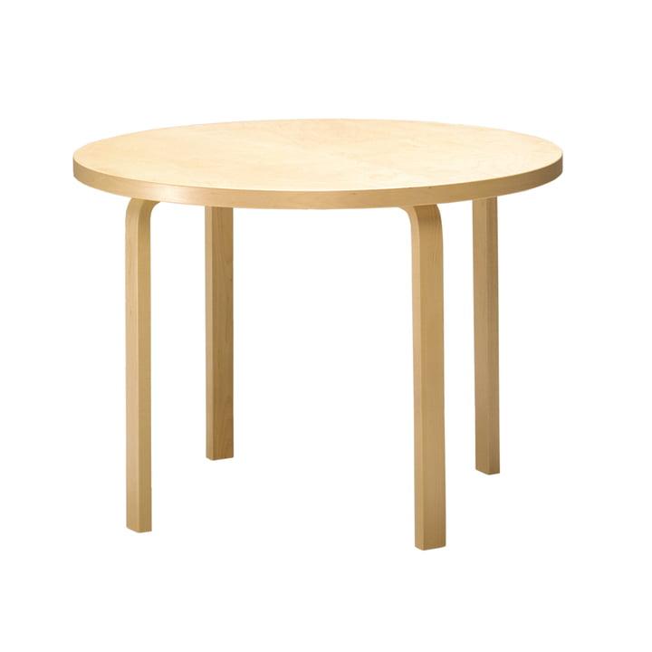 Artek - 90A round table, individual image