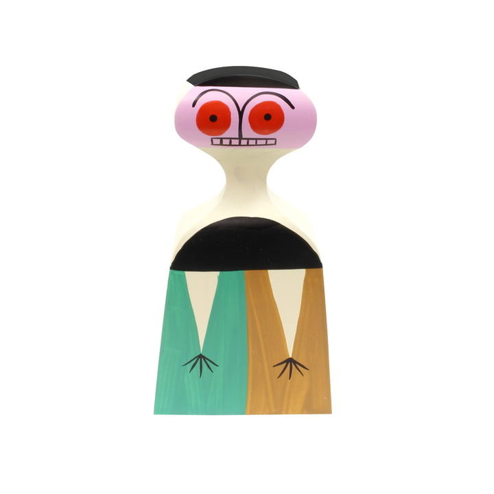 Vitra - Wooden Dolls - No. 3