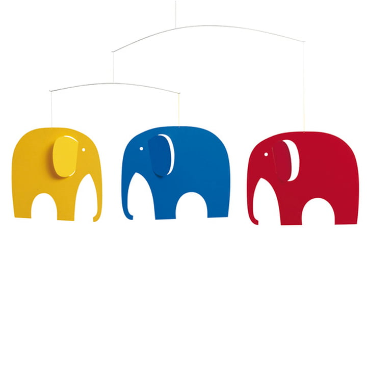 Flensted Mobiles - Elephant Party