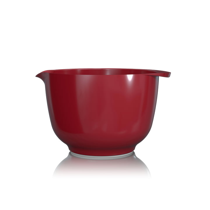 mixing bowl 2 Margrethe ,0 l from Rosti in red