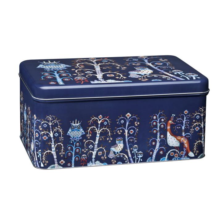 Iittala - Taika Cookie Jar, blue