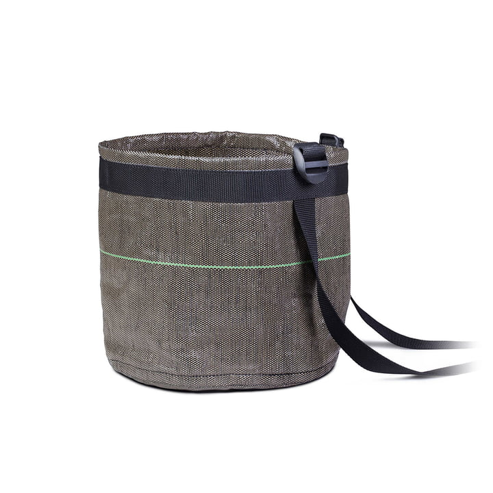 Pot Balcony plant bag 10 l of Bacsac in geotextile