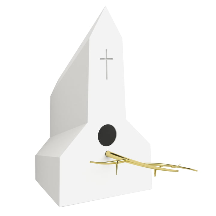 Frederik Roijé - Holy Homes - church, white