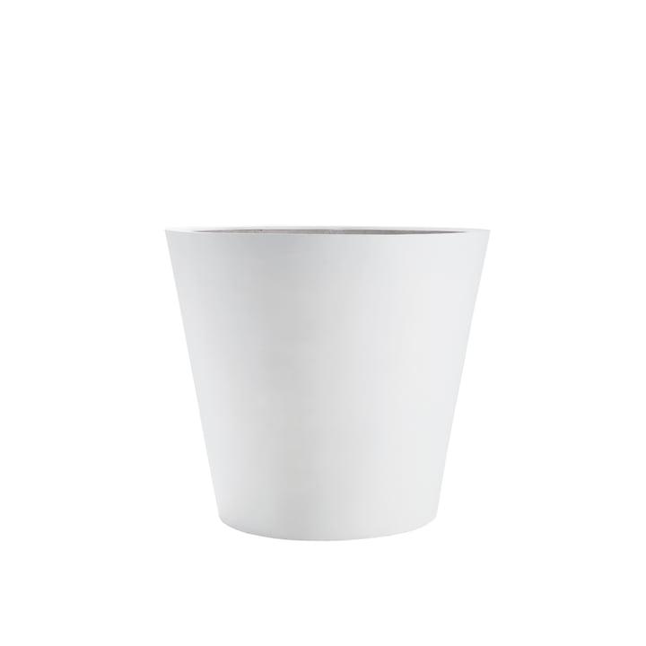 amei - The Round One Planter, XS, white