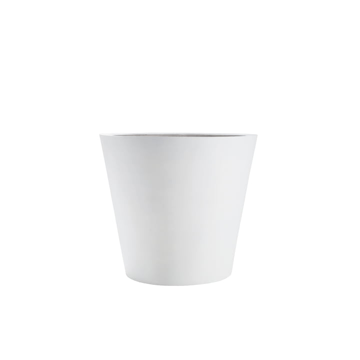 amei - The Round One Planter, XXS, white