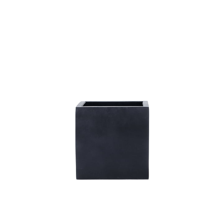 amei - The Cube Planter, XS, black