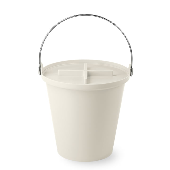 Authentics - H2O bucket, grey white