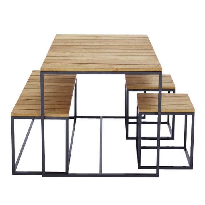 Jan Kurtz - Alois garden set
