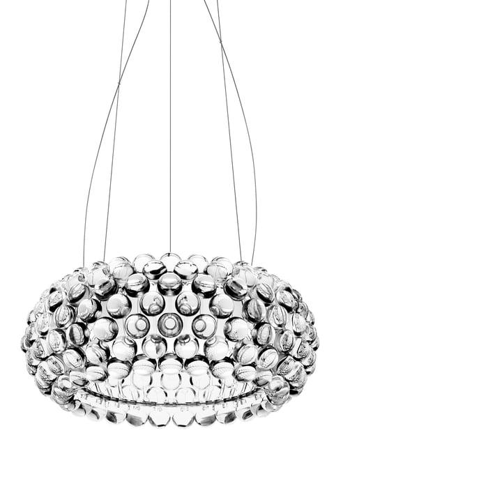 Foscarini - Caboche Pendant Lamp transparent, media