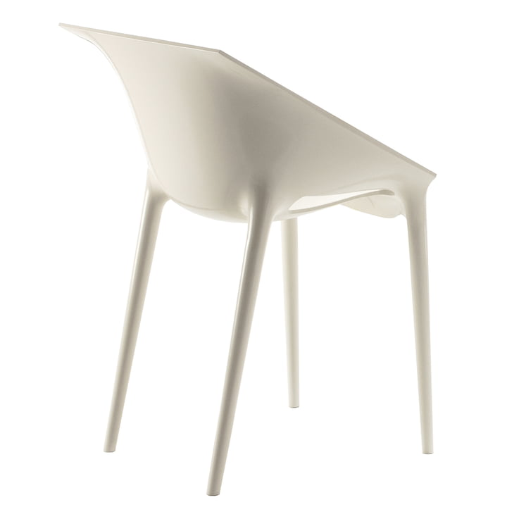 Kartell - Dr Yes chair, white