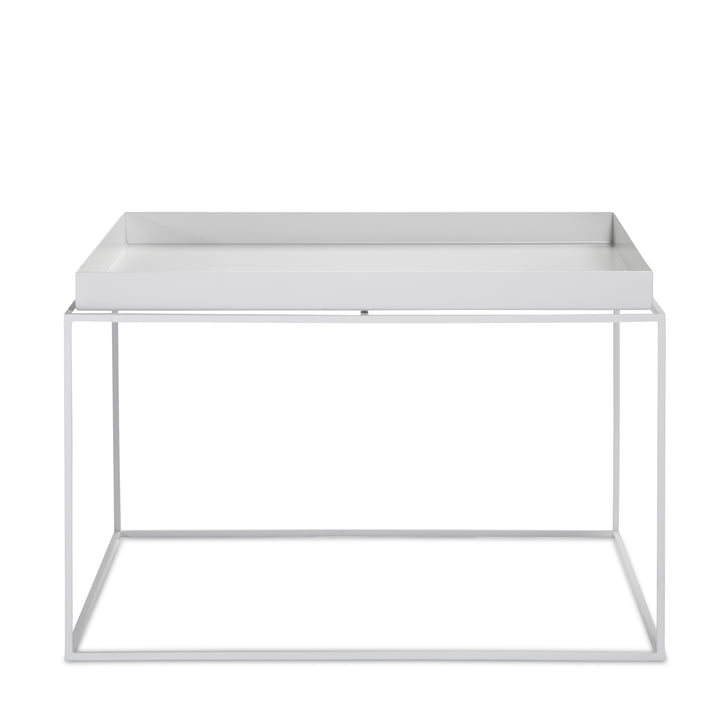 Tray Table 60 x 60 cm from Hay in white