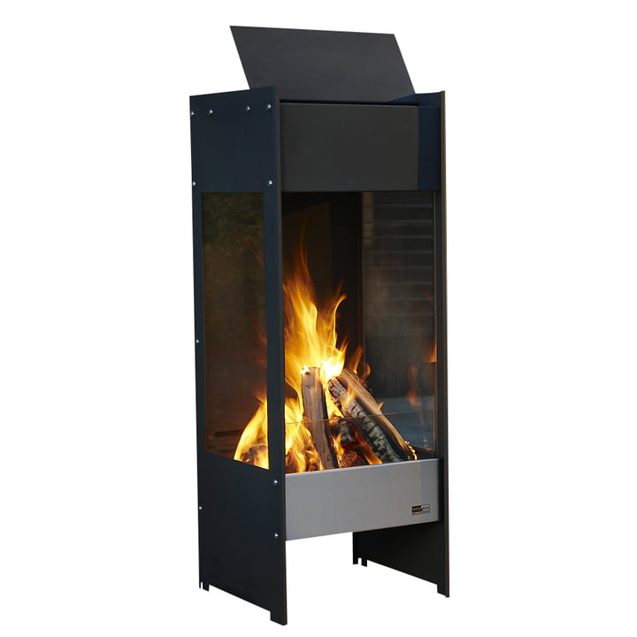 Artepuro - lateNight patio stove