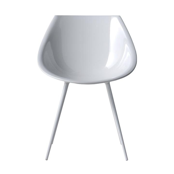 Driade - Lago armchair, white